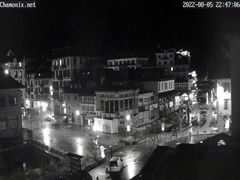 Webcam Chamonix Centre-Ville